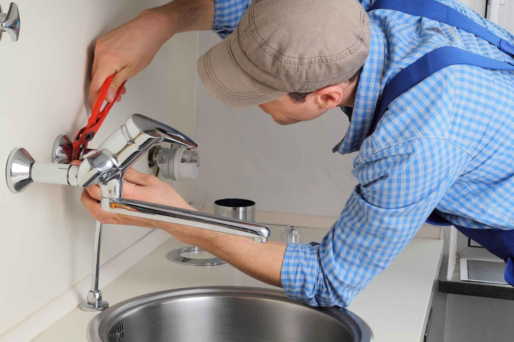 House Maintenance Repairs Water Leak